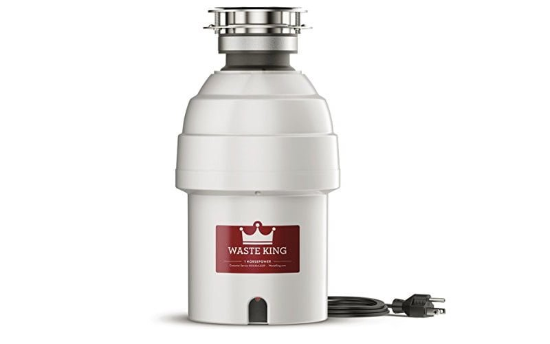 Waste King 1 HP Garbage Disposer Review