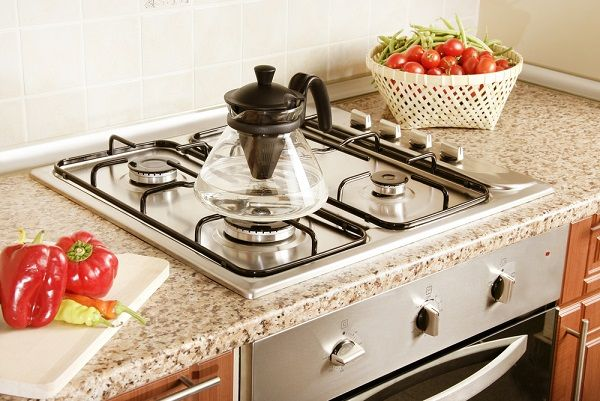 whirlpool gas cooktop with downdraft