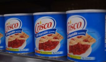 healthy substitute for crisco