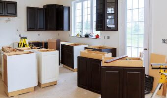 How Kitchen Cabinets Are Installed