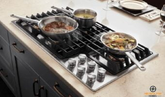 Best Gas Cooktop With Downdraft